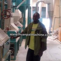 Buy cheap 10-30TPD industries maize flour milling machinary Low cost top quality maize machinery from wholesalers