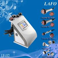 Buy cheap 2015 HOTTEST!! 5 IN 1 Potable Vacuum RF Home Cavitation Machine from wholesalers