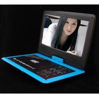 Buy cheap Portable DVD with 12 inch Rotatable Screen with Aspect Ratio 4:3 product