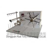 Buy cheap Electric Wrap Reel Count Lea Textile Strength Laboratory Testing Machine product