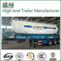 Buy cheap Export to Vietnam 40cbm bulk cement tanker trailer,China tanker trailer from wholesalers