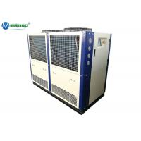 Buy cheap Food Processing 25 HP -5 C Copeland Compressor Air Cooled Cooling Chiller Machine from wholesalers