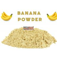 Buy cheap Characteristic Organic Banana Powder / Extract Freeze Dried Banana Powder from wholesalers