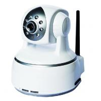 Buy cheap G.711 Indoor Pan and Tilt IP Camera Two Way Audio PnP Alarm Detection IP camera from wholesalers