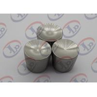 Buy cheap 316 Stainless Steel Nuts Custom Machined Parts with M5*0.8mm Internal Thread product