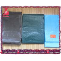 Buy cheap Solid poly tarps,marine canvas waterproof,pp pe woven landscape fabric from wholesalers