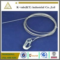 Buy cheap endless stainless steel wire cable sling with a clasp from wholesalers
