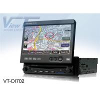 Buy cheap One DIN in-dash Car DVD Player + Car GPS Navigation System (VT-DI702) from wholesalers