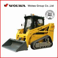 Buy cheap GNLC100 Mini Skid Steer Loader on Wheels Loader 1.5 ton from wholesalers