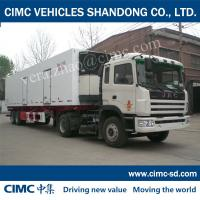 Buy cheap Innovative design kogel CIMC commercial vans for sale  refrigerated  semi-trailer from wholesalers