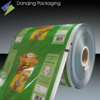 Buy cheap Oil Proof Printed PET Film Roll Food Grade For Dry Food Packaging from wholesalers