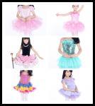 Buy cheap 8000 children ballet tutu cosutmes /Latin dance dress from wholesalers