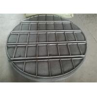 Buy cheap Stainless Steel Mesh Sheet / Mist Eliminators Mesh Pads Alloy Material from wholesalers