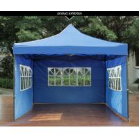Buy cheap Hot design aluminum frame exhibition tents with UV protection for sale from wholesalers