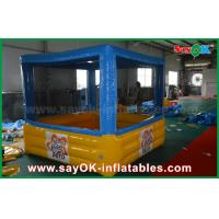 Buy cheap 0.6mm PVC Ball Pool Custom Inflatable Products Air Seal Tight For Children from wholesalers
