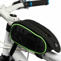 Buy cheap ROSWHEEL New arrival bicycle top tube bag Including cover mountain bike cycling bag from wholesalers