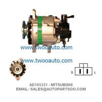 Buy cheap AD165320Q AD165321 - MITSUBISHI Alternator 12V 65A Alternadores from wholesalers