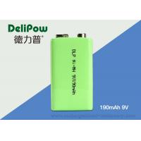 Buy cheap OEM 9V 190mAh Aa Aaa Rechargeable Batteries For Cordless Phones from wholesalers