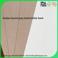 Buy cheap China factory direct sale 230gsm duplex board art glossy from wholesalers