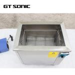Buy cheap Manual Control Ultrasonic Glasses Cleaner , GT SONIC Ultrasonic Cleaner 28kHZ from wholesalers