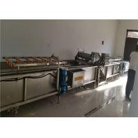 Buy cheap Crayfish Commercial Produce WasherCycle Surfing 304 Stainless Steel Material from wholesalers