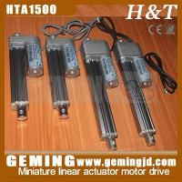 Buy cheap mini linear actuator linear actuator 12v Miniature linear actuator from wholesalers