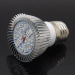 Buy cheap Full spectrum LED Grow light AC85-265V 18W E14 /E27/GU10 LED Grow lamp bulb for Flower plant from wholesalers