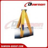 Buy cheap Endless Type Polyester Webbing Slings for lifting from wholesalers