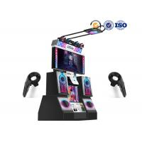 Buy cheap Music Virtual Reality Game Simulator Karaoke Machine with 42 Inch HD Screen product