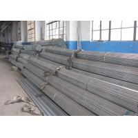 Buy cheap Electrical Resistance Welded Galvanized Water Pipe / Galvanized Iron Pipe GB/T3091-2008 from wholesalers