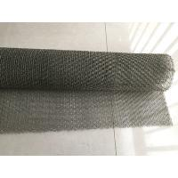 Buy cheap Flattened / Ginning Compressed Knitted Wire Mesh 50M Length Ss304 304L 316 316L from wholesalers