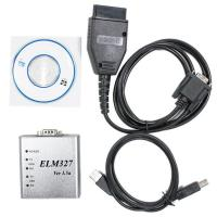 Buy cheap ELM 327 USB CAN BUS Scanner Software 1.5 Newest Version from wholesalers