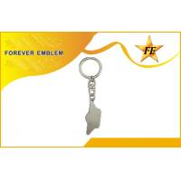 Buy cheap Metal / Metal Stainless Iron Personalized Key Chains For Art Collection from wholesalers