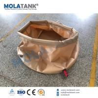 Buy cheap Molatank Onion shape Soft and Flexible PVC TPU Rainwater Collection Storage Bladder Tank from wholesalers