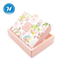 Buy cheap Exquisite Garment Packing Boxes Fashionable Appearance Unique Design from wholesalers