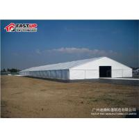 Buy cheap Waterproof Marquee Party Tent , Outdoor Wedding Tents For Rent 3m - 60m Width product