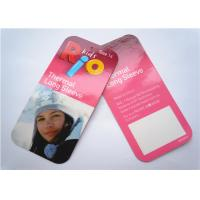 Buy cheap Cardboard Clothing Label Tags Colored Customized For Decoration from wholesalers