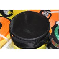 Buy cheap Nylon Material Heavy Duty Towing Straps Bags 15x9cm Size As Clients Design from wholesalers