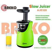 High extrcting rate Slow juicer machines with CE,GS,RoHS - 100214261