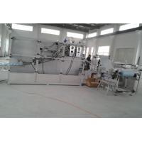 Disposable Paper Bag Making Machine , 60-100 Pcs/Min Dental Pad Paper Making Machine