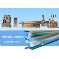 Buy cheap PVC  Medical Tube Hose Pipe Extrusion Line /  PVC Medical Tube Extrusion Production Line from wholesalers
