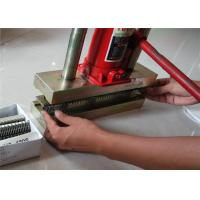 Buy cheap Industrial Clipper Lacer , Manual Conveyor Belt Lacing Tool Small Size from wholesalers