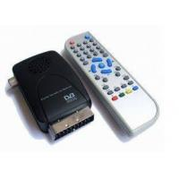 Buy cheap OEM Mini SCART Digital DVB-T Receiver SCART-04 product