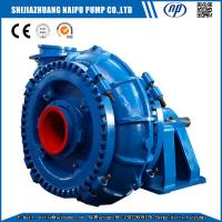 Buy cheap Naipu Pump Factory 12 inch High Chrome Alloy A05 Sand Gravel Pump from wholesalers