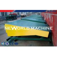 Buy cheap Hydraulic Lift Platform / Stationary Container Yard Ramp Hydraulic Dock Leveler / ISO CE Certificates from wholesalers