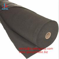 Buy cheap PET staple fiber non woven geotextile for slope protection from wholesalers