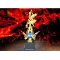 Buy cheap Gold Plated Plastic Trophy Cup For Olympic Games Dancing Winners from wholesalers