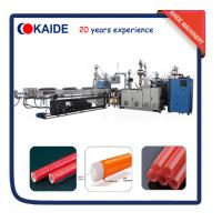 Buy cheap PEX/EVOH Oxygen Barrier Composite Pipe Extrusion Machine KAIDE factory from wholesalers
