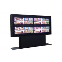 Buy cheap Advertising Player Outdoor Digital Signage 65 IP65 Waterproof Double Sided Screen from wholesalers
