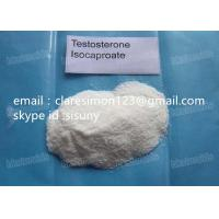 Buy cheap Raw Steroid Powders Testosterone Isocaproate CAS 15262-86-9 Testosterone Steroid Hormone Test Crystalline Powder For Mus from wholesalers